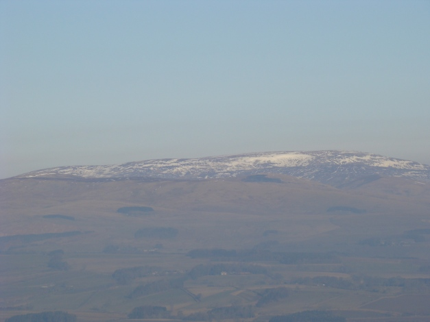 Cheviot, as seen from Simonside today
