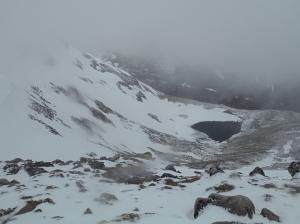 Lochan Uaine from below Cairn Toul